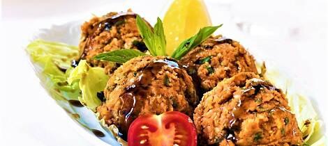 Klar for å prøve veganske boller til middag?