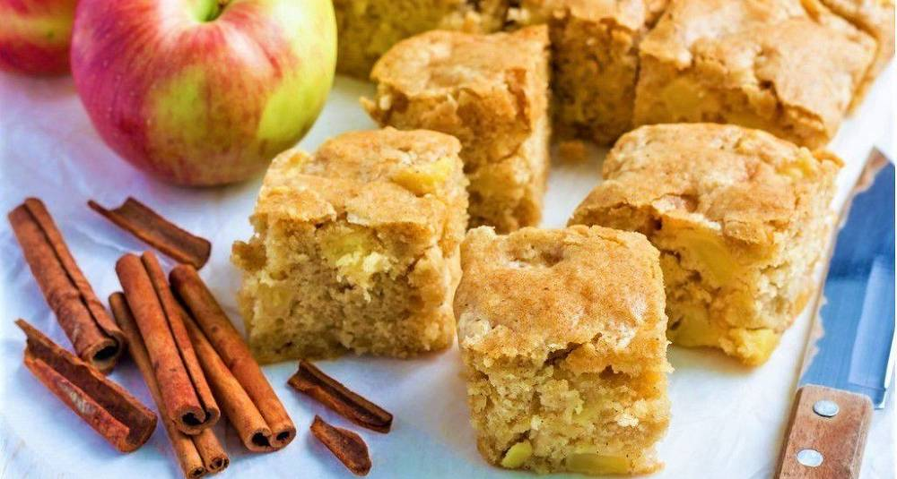 Slike eplekakebiter har du kanskje ikke smakt før