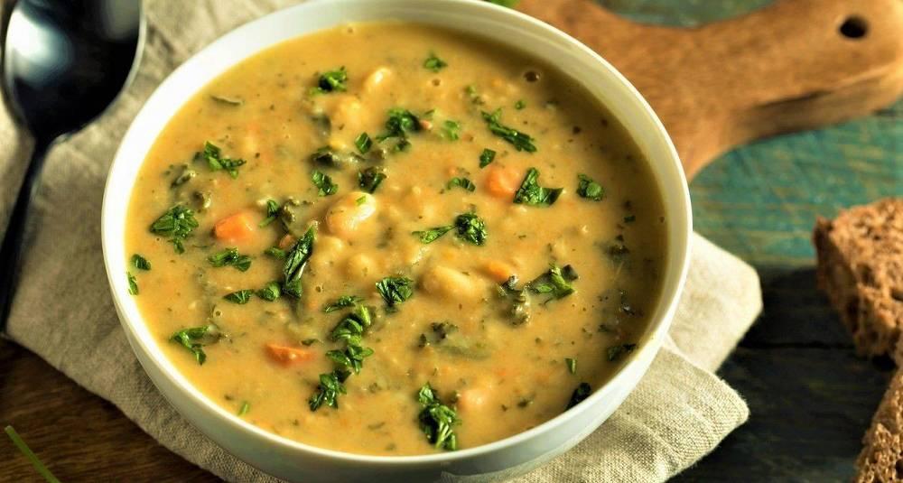 Med en slik suppe blir oktobermandagen både lun, trivelig og smaksrik