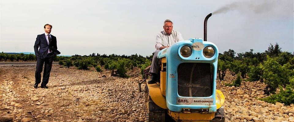 Benytt sjansen til å smake vidunderlig Châteauneuf-du-Pape signert en av de beste produsentene