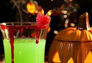Skremmende gode drinker til halloween