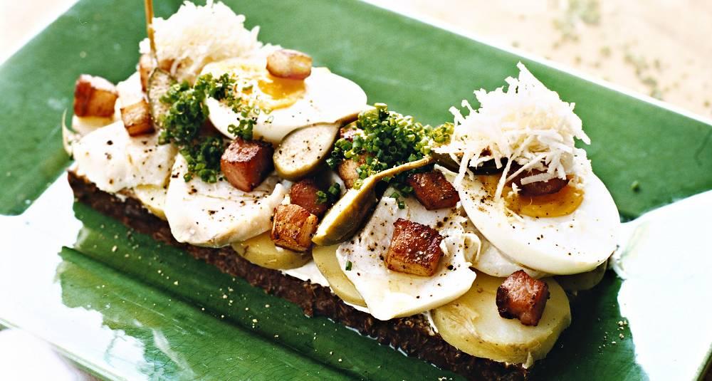 Slik kan du også servere torsk, poteter og flesk