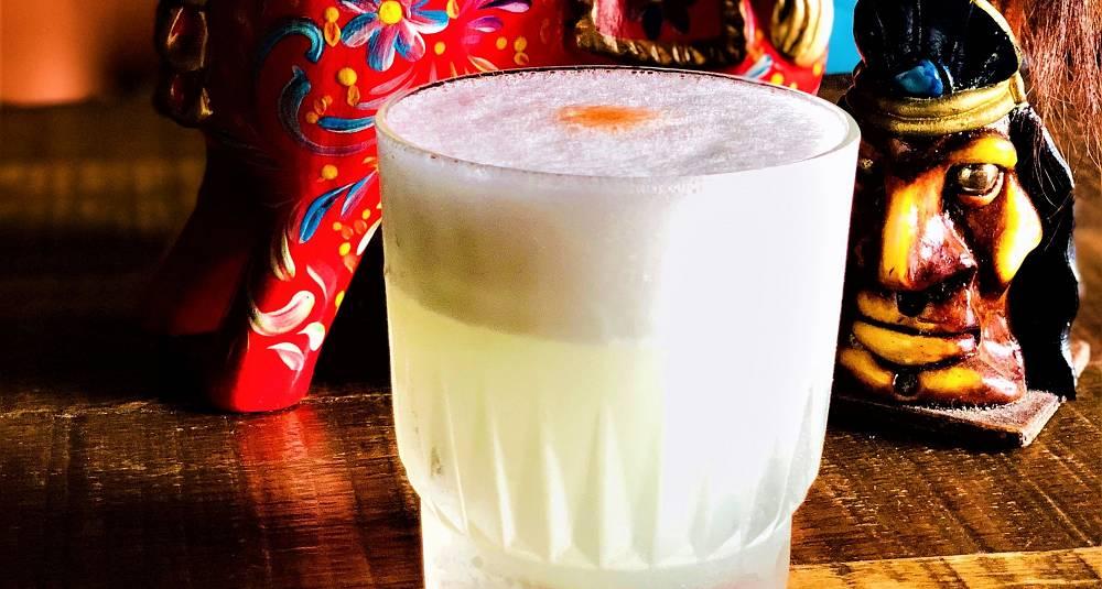 Når du er lei gin tonic, er en pisco sour det du trenger