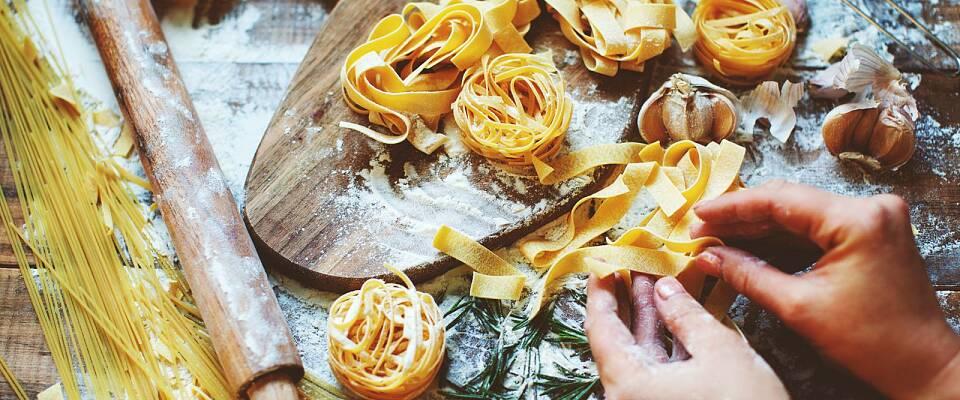 Italia på tallerkenen - med deg bak grytene