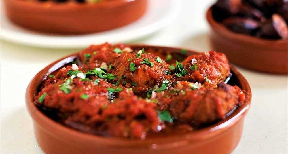 Albondigas - spanske kjøttboller