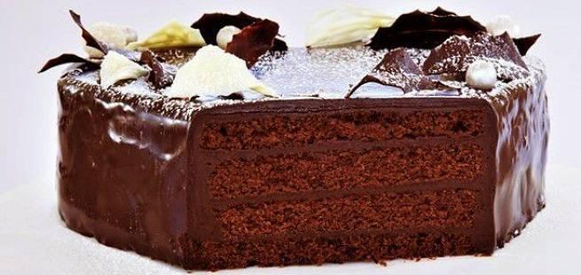Sjokoladehjerte