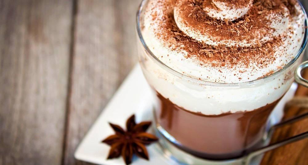 Hot Irish Chocolate