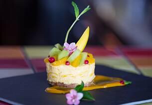 Bli en mester med desserter