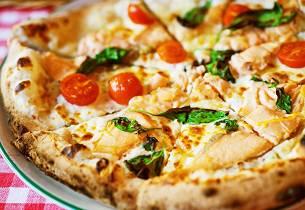 Oncorhynchus Pizza