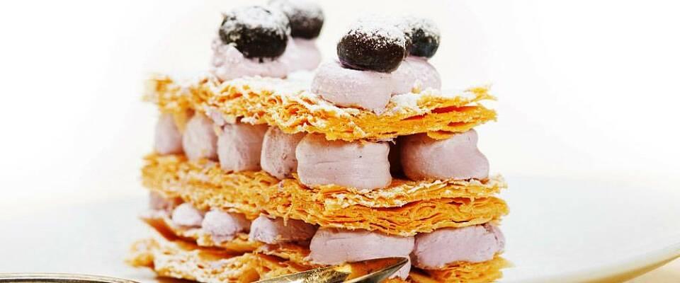 Lag verdens enkleste kake til dessert i dag