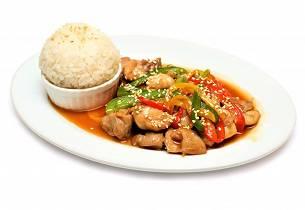 Sursøt wok