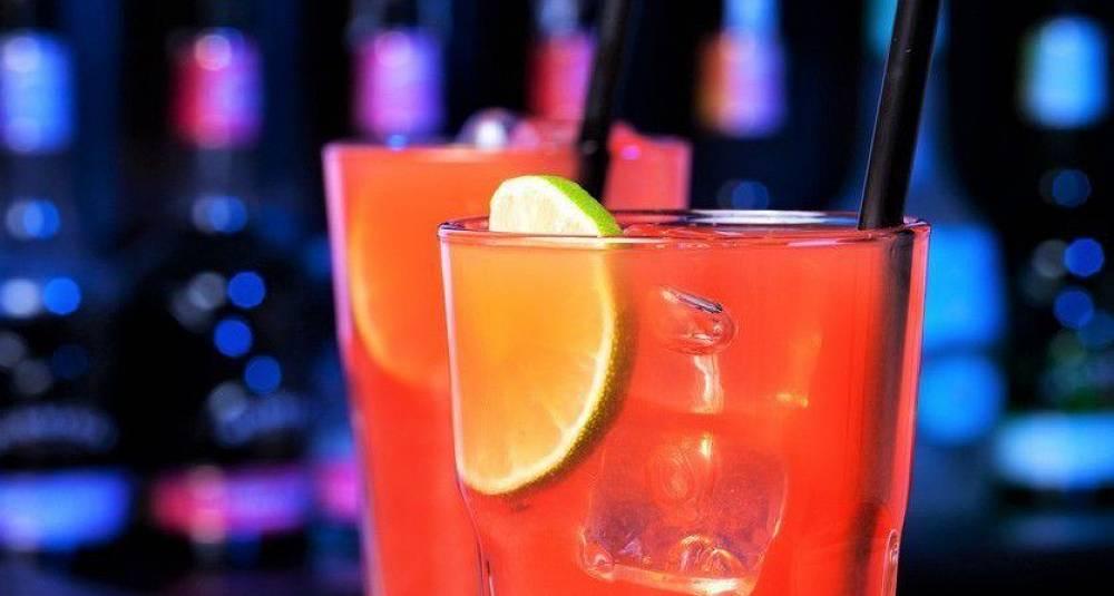 Med denne drinken skaper du sommerstemning
