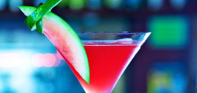 Margarita med vannmelon