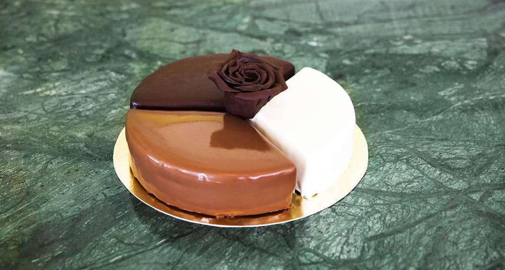 Sjokoladetrio