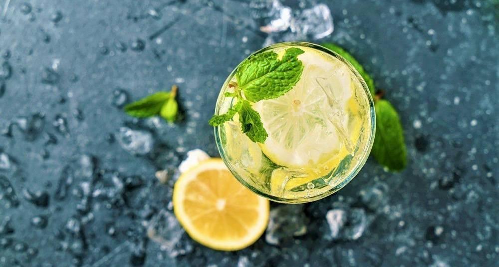 Slik kan du også lage gin tonicen