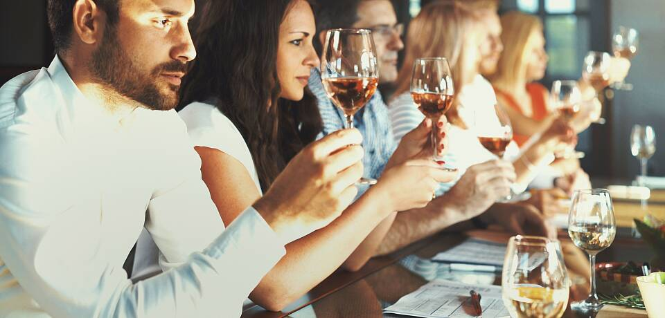Apéritifs Vinskole gir deg en unik sjanse til å fordype deg i vinfaget over fem kvelder.