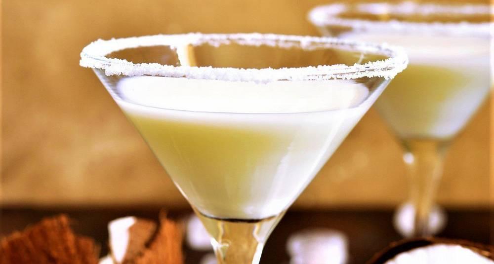 Glad i kokos? Ja, da er dette drinken for deg
