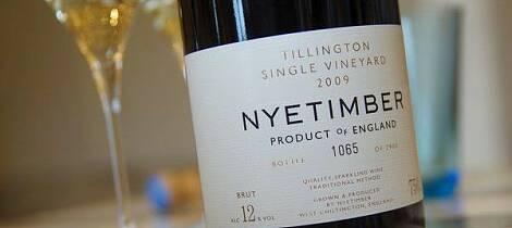 Denne engelske musserende vinen er virkelig sublim