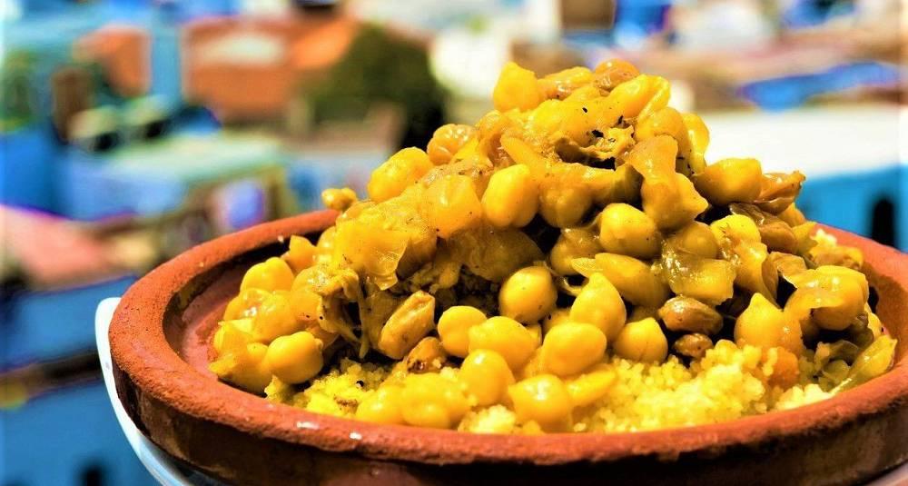 Om du heier på Marokko eller ikke, denne kyllingretten vil du like