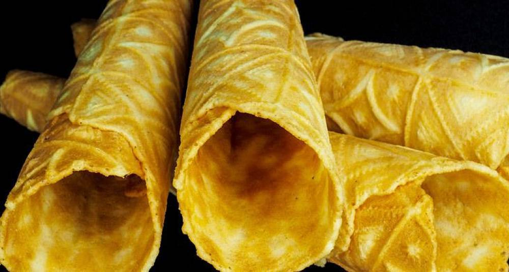 Glutenfrie krumkaker