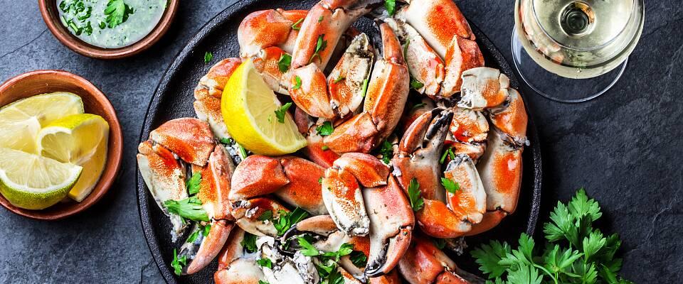 Meld deg på nå. Årets krabbefest kommer til å bli fort utsolgt