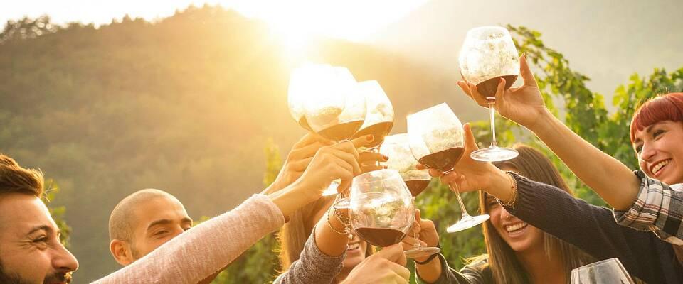 De beste vinene sparer vi til høsten. Lær og smak deg gjennom høstens vinmeny med Mai Tjemsland