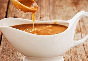 Glutenfri brun saus