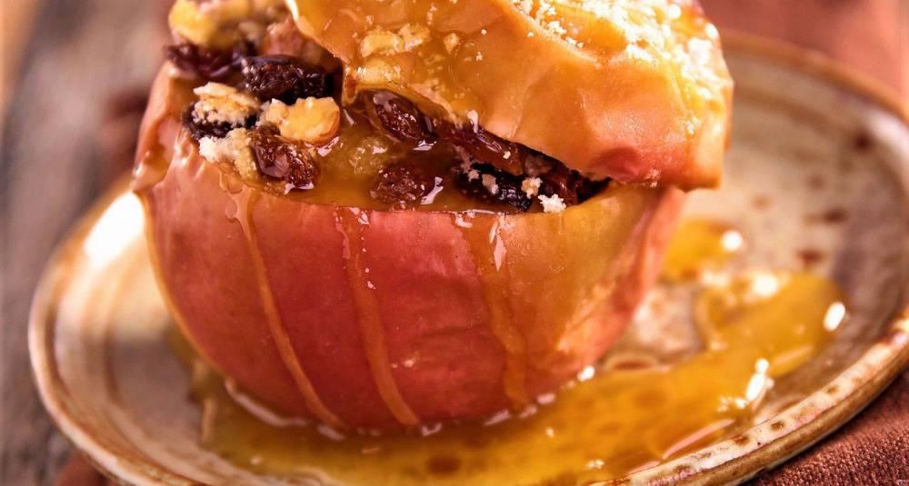 Californiske bakte epler