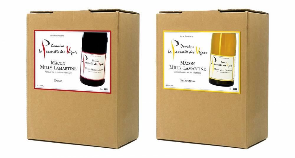 Inni denne pappen finnes utrolig god vin