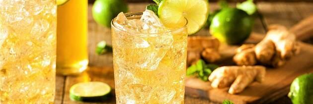 Har du akevittrester i barskapet, har du også denne drinken