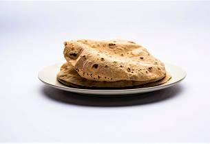 Brød med sellerifrø - Dana Roti fra India