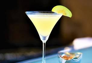 Green Room - apple martini