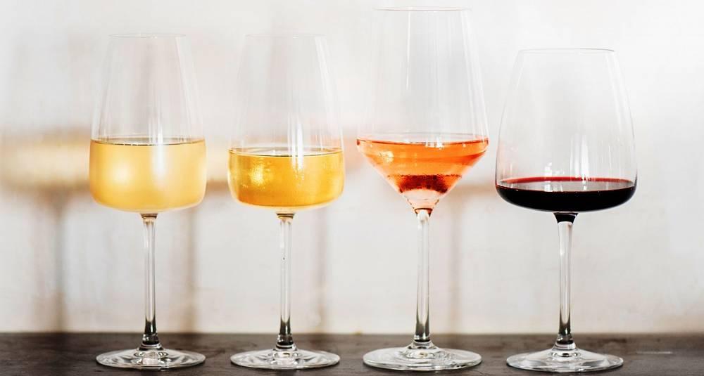 La en proff lære deg å smake vin - berømte områder og populære druer