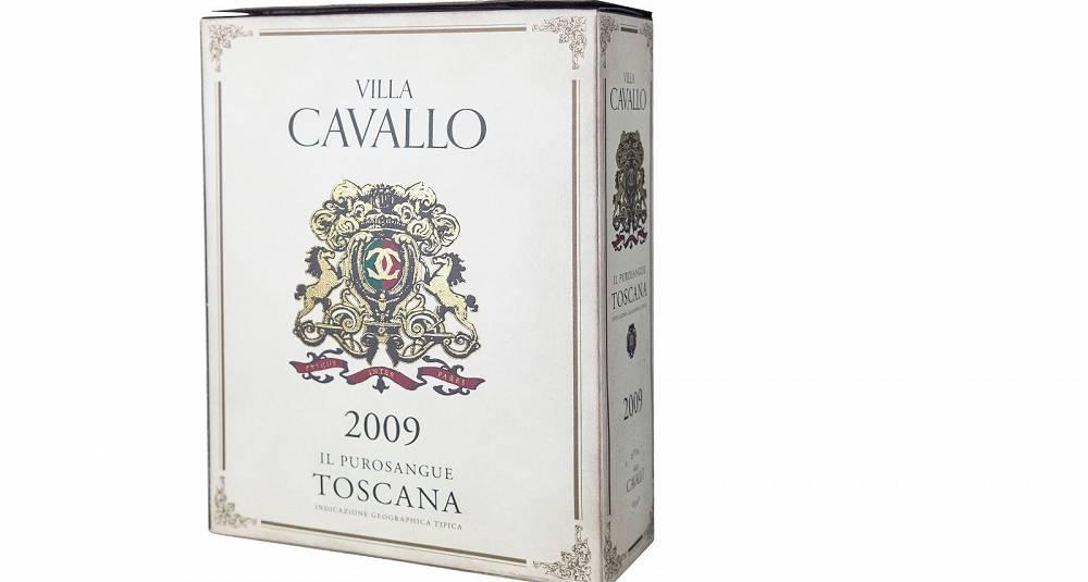 I denne boksen finner du 10 år gammel vin som smaker utrolig godt