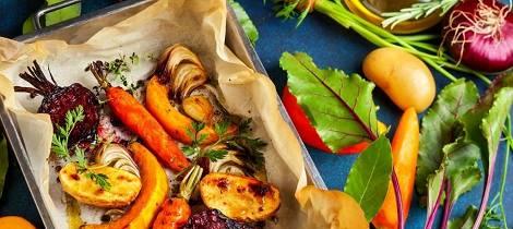 Lær å lage fantastiske grønnsaksretter