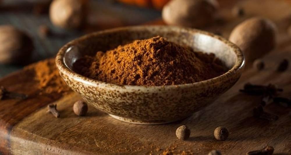 Engelsk krydderblanding (mixed spice)