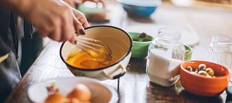 Lær kunsten å lage de deiligste sauser og ikke minst hjemmelaget kraft som er det aller viktigste