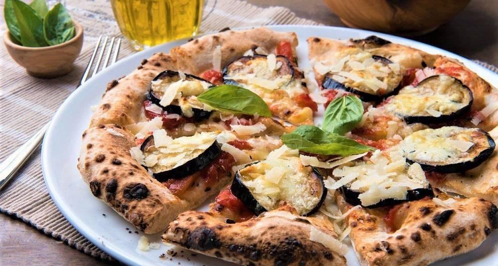 Denne populære vegetar-pizzaen må du bare prøve