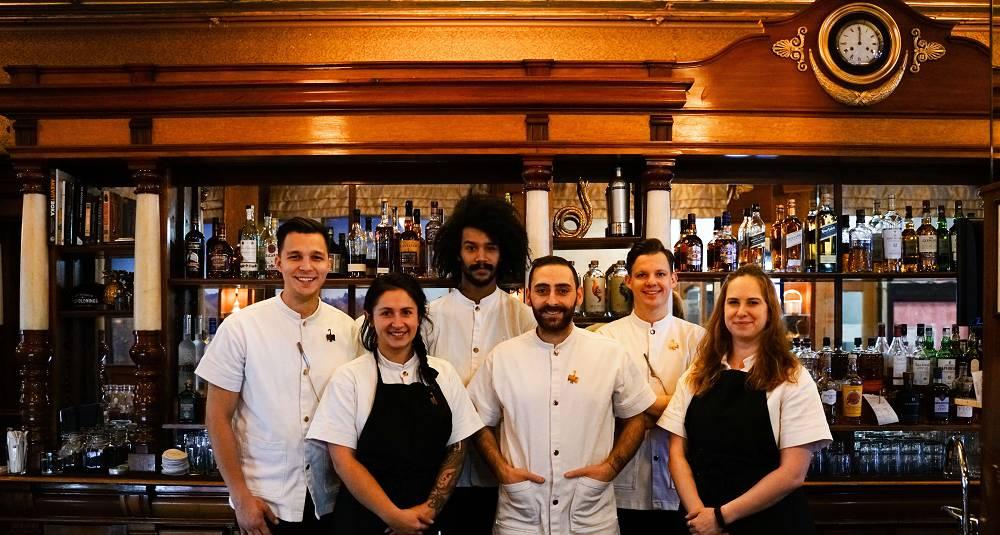 Ny bar i Oslo: Stedet er blitt den svanen det fortjener å være