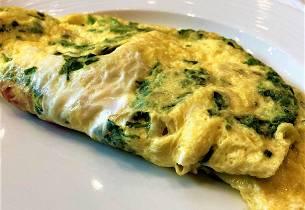Egg Masala - indisk omelett