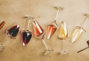 La en proff lære deg å smake vin -berømte områder og populære druer