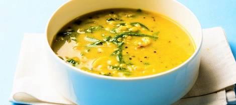 Denne indiske vegetarretten smaker mye, men er likevel så mild at selv de sarteste mager tåler den