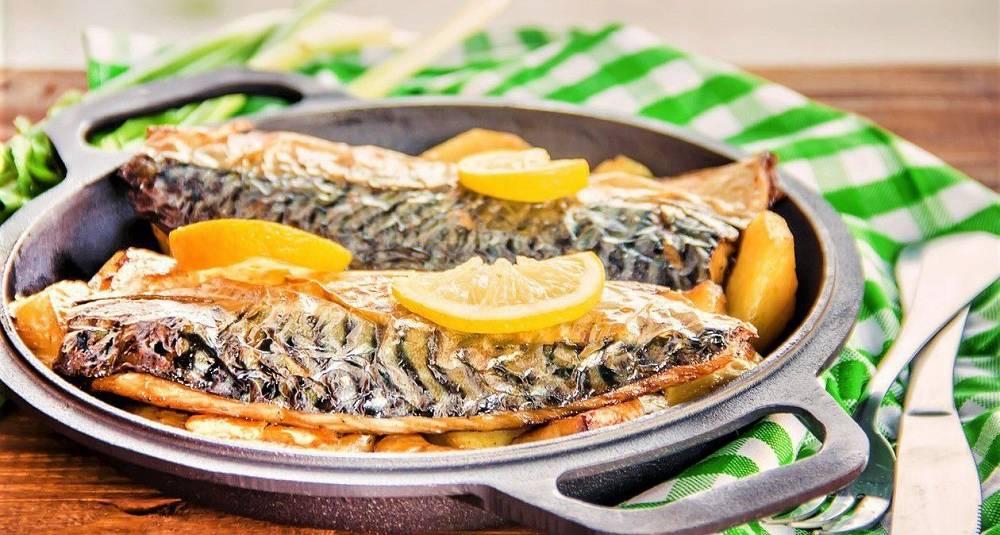 Så eksotisk har du neppe smakt makrell før