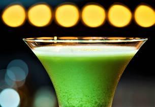 Green Tea Martini Oribe