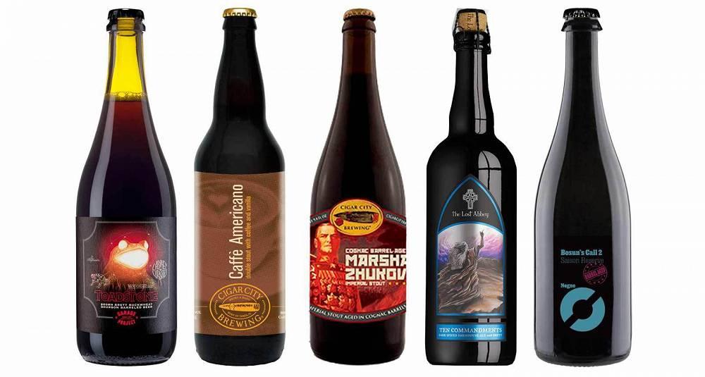 De aller beste ølene kommer langveis fra - med ett solid unntak