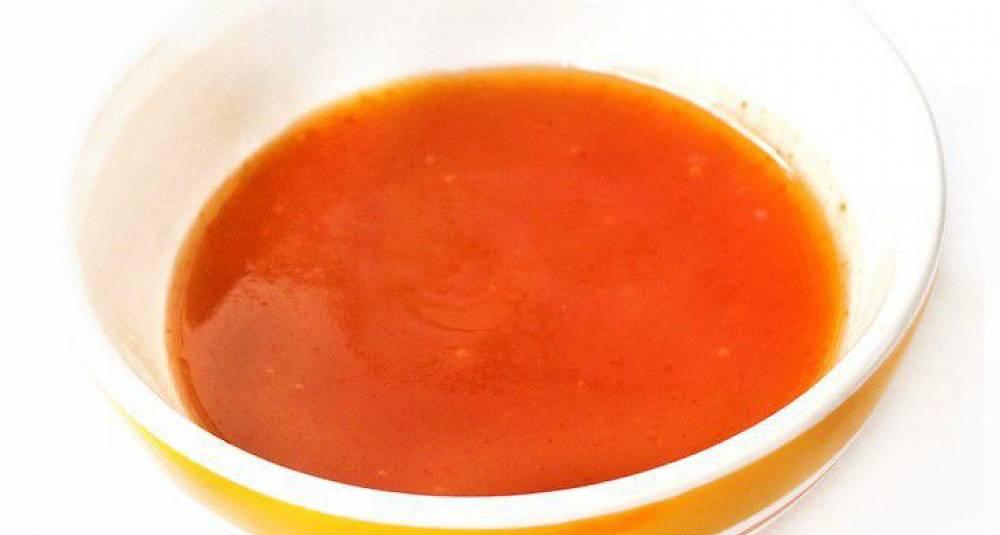 Chilisirup