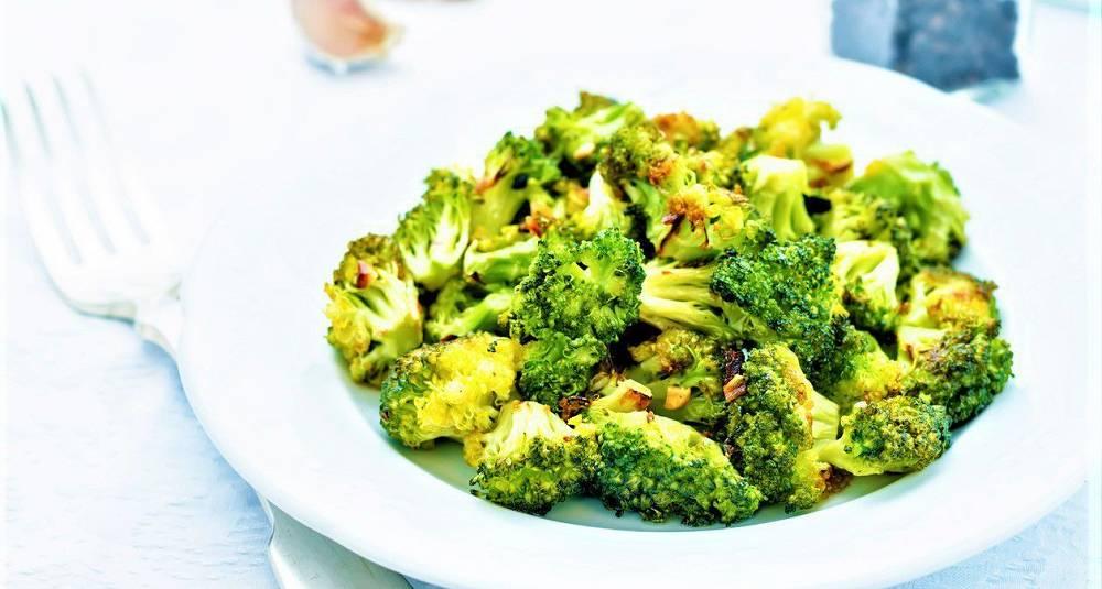 Smaksrik broccoli