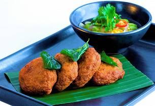 Thailandske fiskekaker