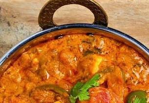 Lettvint indisk curry-rett