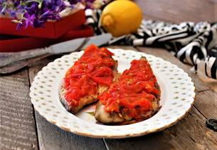 Makrell cuscatleca fra Guatemala